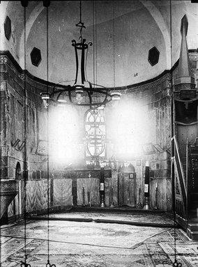 """<em>""""Chora Church, Istanbul, Turkey, 1914""""</em>, 1914. Lantern slide 3.25x4in, 3.25 x 4 in. Brooklyn Museum, Goodyear. (Photo: Brooklyn Museum, S03i1164l01.jpg"""