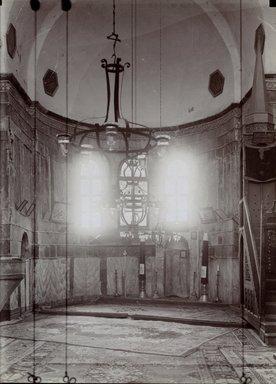 """<em>""""Chora Church, Istanbul, Turkey, 1914""""</em>, 1914. Bw photographic print 5x7in, 5 x 7 in. Brooklyn Museum, Goodyear. (Photo: Brooklyn Museum, S03i1164v01.jpg"""