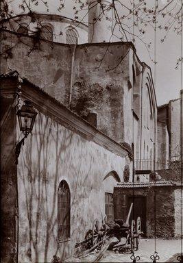 "<em>""Diaconissa, Istanbul, Turkey, 1914""</em>, 1914. Bw photographic print 5x7in, 5 x 7 in. Brooklyn Museum, Goodyear. (Photo: Brooklyn Museum, S03i1167v01.jpg"