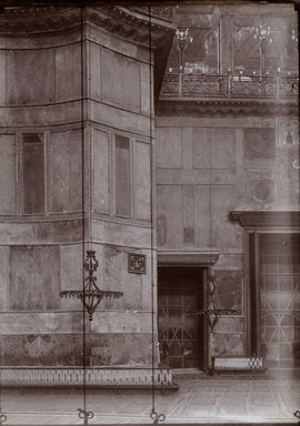 "<em>""St. Sophia, Istanbul, Turkey, 1914""</em>, 1914. Bw photographic print 5x7in, 5 x 7 in. Brooklyn Museum, Goodyear. (Photo: Brooklyn Museum, S03i1178v01.jpg"