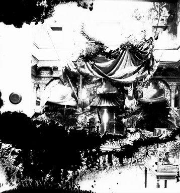 "<em>""Paris Exposition: Bosnia-Herzegovinian Pavilion, Paris, France, 1900""</em>, 1900. Glass negative 3.25x4.25in, 3.25 x 4.25 in. Brooklyn Museum, Goodyear. (Photo: Brooklyn Museum, S03i1504n01.jpg"