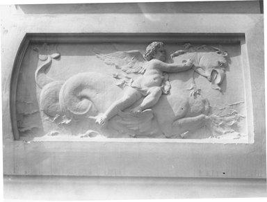 "<em>""Paris Exposition: Grand Palais, Paris, France, 1900""</em>, 1900. Bw copy print 8x10in, 8 x 10 in. Brooklyn Museum, Goodyear. (Photo: Brooklyn Museum, S03i1513c01.jpg"