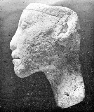 "<em>""Amarna, Egypt""</em>. Lantern slide 3.25x4in, 3.25 x 4 in. Brooklyn Museum, Goodyear. (Photo: Brooklyn Museum, S03i2394l01.jpg"