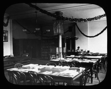 """<em>""""Views: U.S., Brooklyn. Brooklyn, Adelphi College. View 006: Adelphi College, 1900.""""</em>, 1900. Lantern slide 3.25x4in, 3.25 x 4 in. Brooklyn Museum, CHART_2011. (Photo: W.W. Share Ph.D, S10_21_US_Brooklyn_Brooklyn_Adelphi_College006.jpg"""