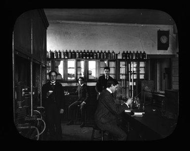 """<em>""""Views: U.S., Brooklyn. Brooklyn, Adelphi College. View 009: Adelphi College, 1900.""""</em>, 1900. Lantern slide 3.25x4in, 3.25 x 4 in. Brooklyn Museum, CHART_2011. (Photo: W.W. Share Ph.D, S10_21_US_Brooklyn_Brooklyn_Adelphi_College009.jpg"""