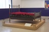 Edwina Sandys: Marriage Bed (installation)