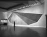 Pyramid, a Wall Drawing by Sol LeWitt