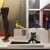 Killer Heels: The Art of the High-Heeled Shoe, September 10, 2014 through March 1, 2015 (Image: DIG_E_2014_Killer_Heels_049_PS8.jpg Brooklyn Museum photograph, 2014)