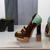 Killer Heels: The Art of the High-Heeled Shoe, September 10, 2014 through March 1, 2015 (Image: DIG_E_2014_Killer_Heels_066_PS8.jpg Brooklyn Museum photograph, 2014)