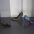 Killer Heels: The Art of the High-Heeled Shoe, September 10, 2014 through March 1, 2015 (Image: DIG_E_2014_Killer_Heels_067_PS8.jpg Brooklyn Museum photograph, 2014)