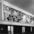 Robert Kushner's Panoramic Paintings on Fabric: Arcadia Dreaming, June 01, 1984 through August 31, 1984 (Image: PSC_E1984i041.jpg Brooklyn Museum photograph, 1984)