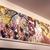 Robert Kushner's Panoramic Paintings on Fabric: Arcadia Dreaming, June 01, 1984 through August 31, 1984 (Image: PSC_E1984i076.jpg Brooklyn Museum photograph, 1984)