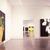 Donald Sultan, April 09, 1988 through June 13, 1988 (Image: PSC_E1988i050.jpg Brooklyn Museum photograph, 1988)