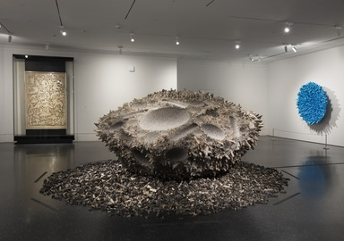 Kwang Young Chun: Aggregations, November 16, 2018 through July 28, 2019 (Image: 2018_DIG_E_Kwang_Young_Chun_Aggregations_01_PS11.jpg Brooklyn Museum. Photo: Jonathan Dorado photograph, 2018)