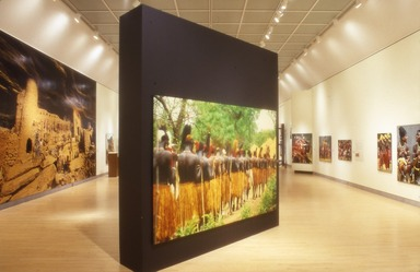 Passages: Photographs in Africa by Carol Beckwith and Angela Fisher, July 14, 2000 through September 17, 2000 (Image: AON_E2000i003.jpg Brooklyn Museum photograph, 2000)