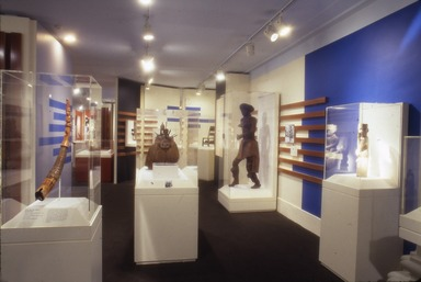 The Arts of Africa, May 24, 2001 through June 26, 2011 (Image: AON_E2001i009.jpg Brooklyn Museum photograph, 2001)