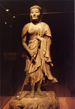 Light of Asia: Buddha Sakyamuni in Asian Art, November 1, 1984 through February 10, 1985 (Image: ASI_E1984i006.jpg Brooklyn Museum photograph, 1984)