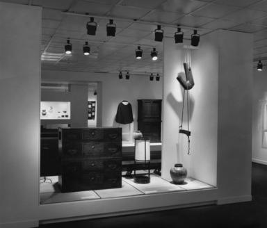 Mingei: Japanese Folk Art, July 12, 1985 through September 30, 1985 (Image: ASI_E1985i010.jpg Brooklyn Museum photograph, 1985)