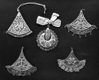 Curator's Choice: Pearls Among the Gold: Russian Women's Festive Dress, February 25, 1987 through June 29, 1987 (Image: CTX_E1987i002.jpg Brooklyn Museum photograph, 1987)