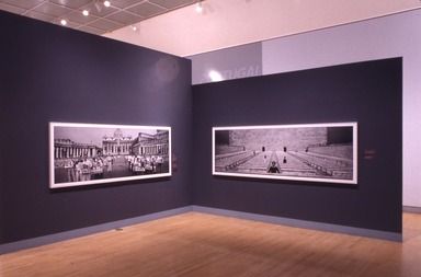 The Jewish Journey: Frederic Brenner's Photographic Odyssey. [10/03/2003 - 01/11/2004]. Installation view.