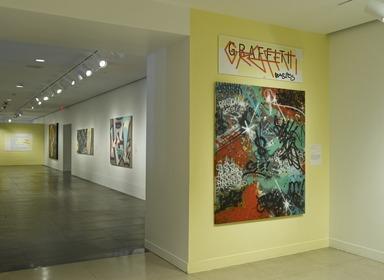 Graffiti Basics, September 06, 2006 through January 07, 2007 (Image: DIG_E2006_Graffiti_Basics_01_PS2.jpg Brooklyn Museum photograph, 2006)