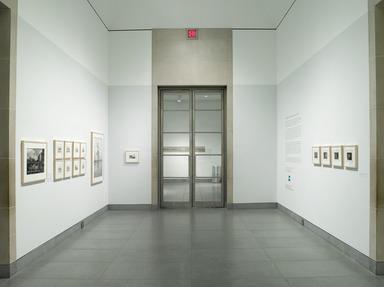 Annie Leibovitz: A Photographer's Life, 1990-2005, October 20, 2006 through January 21, 2007 (Image: DIG_E2006_Leibovitz_01_PS2.jpg Brooklyn Museum photograph, 2006)