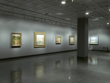 Landscapes from the Age of Impressionism, February 3, 2007 through May 13, 2007 (Image: DIG_E2007_Impressionism_13_PS2.jpg Brooklyn Museum photograph, 2007)