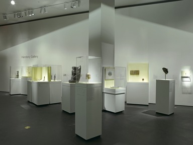 Pharaohs, Queens, and Goddesses. [02/03/2007-02/03/2008]. Installation view.
