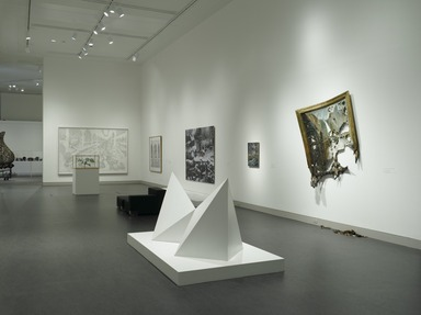 21: Selections of Contemporary Art from the Brooklyn Museum, September 19, 2008 through 2008 (date unknown) (Image: DIG_E2008_21_Contemporary_01_PS2.jpg Brooklyn Museum photograph, 2008)