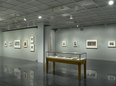 Utagawa: Masters of the Japanese Print, 1770–1900, March 21, 2008 through June 15, 2008 (Image: DIG_E2008_Utagawa_013_PS2.jpg Brooklyn Museum photograph, 2008)
