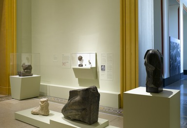 Body Parts: Ancient Egyptian Fragments and Amulets, November 19, 2009 through June 30, 2013 (Image: DIG_E2009_Body_Parts_03_PS2.jpg Brooklyn Museum photograph, 2009)