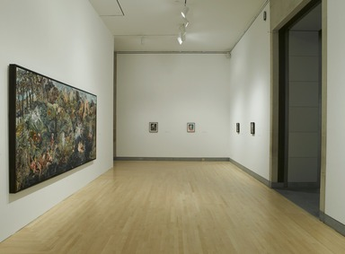 Hernan Bas: Works from the Rubell Family Collection. [02/27/2009-05/24/2009]. Installation view.