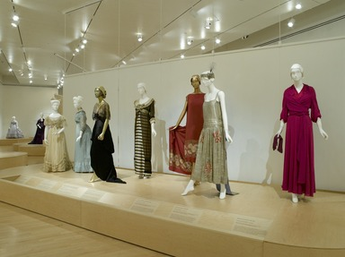 American High Style Fashioning a National Collection May 7 2010 through August 1 2010 (Image DIG_E2010_American_High_Style_20_PS2.jpg Brooklyn Museum ... & Brooklyn Museum
