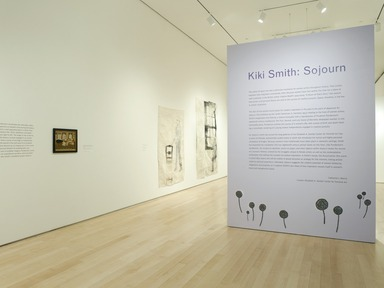 Kiki Smith: Sojourn, February 12, 2010 through September 12, 2010 (Image: DIG_E2010_Kiki_Smith_01_PS2.jpg Brooklyn Museum photograph, 2010)