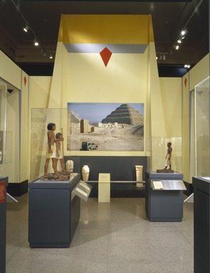 Egypt Reborn: Art for Eternity, April 12, 2003 through October 26, 2015 (Image: DIG_E_2004_Egypt_09_PS2.jpg Brooklyn Museum photograph, 2004)
