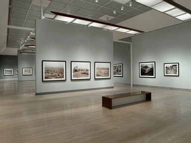 Manufactured Landscapes: The Photographs of Edward Burtynsky, October 7, 2005 through January 15, 2006 (Image: DIG_E_2005_Burtynsky_23_PS2.jpg Brooklyn Museum photograph, 2006)