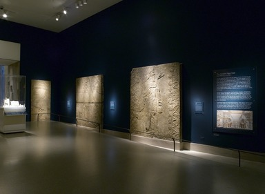Selected Works of Ancient Near Eastern Art, including Assyrian Reliefs, October 07, 2009 through December 31, 2050 (Image: DIG_E_2010_Ancient_Near_Eastern_Art_03_PS2.jpg Brooklyn Museum photograph, 2010)