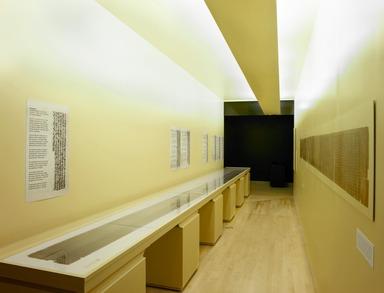 The Mummy Chamber. [05/05/2010---/--/20--]. Installation view.