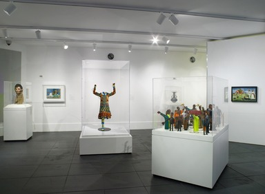 African Innovations. [08/12/2011-09/28/2014]. Installation view.