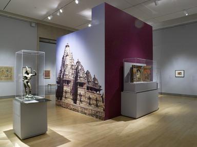 Vishnu: Hinduism's Blue-Skinned Savior, June 24, 2011 through October 2, 2011 (Image: DIG_E_2011_Vishnu_14_PS4.jpg Brooklyn Museum photograph, 2011)