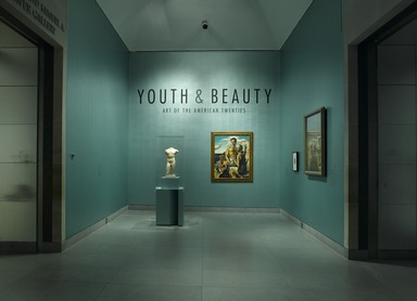 Youth and Beauty: Art of the American Twenties, October 28, 2011 through January 29, 2012 (Image: DIG_E_2011_Youth_Beauty_01_PS4.jpg Brooklyn Museum photograph, 2012)