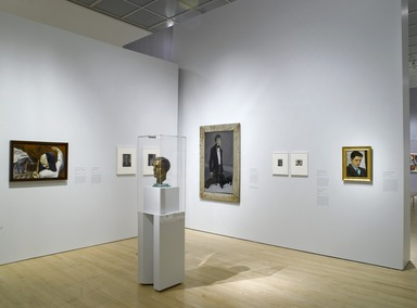 Youth and Beauty: Art of the American Twenties, October 28, 2011 through January 29, 2012 (Image: DIG_E_2011_Youth_Beauty_09_PS4.jpg Brooklyn Museum photograph, 2012)