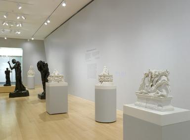Rachel Kneebone: Regarding Rodin, January 27, 2012 through August 12, 2012 (Image: DIG_E_2012_Rachel_Kneebone_03_PS4.jpg Brooklyn Museum photograph, 2012)