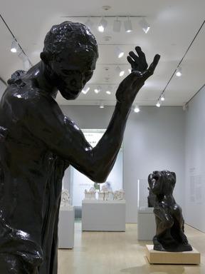 Rachel Kneebone: Regarding Rodin, January 27, 2012 through August 12, 2012 (Image: DIG_E_2012_Rachel_Kneebone_08_PS4.jpg Brooklyn Museum photograph, 2012)