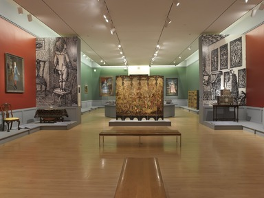 Behind Closed Doors: Art in the Spanish American Home, 1492–1898, September 20, 2013 through January 12, 2014 (Image: DIG_E_2013_Behind_Closed_Doors_13_PS4.jpg Brooklyn Museum photograph, 2013)