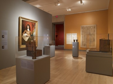 Behind Closed Doors: Art in the Spanish American Home, 1492?1898. [09/20/2013 - 01/12/2014]. Installation view