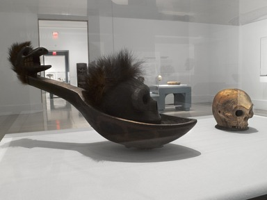 Life, Death, and Transformation in the Americas, Friday, January 18, 2013 through Sunday, November 10, 2019 (Image: DIG_E_2013_Life_Death_and_Transformation_015_PS4.jpg Brooklyn Museum photograph, 2013)