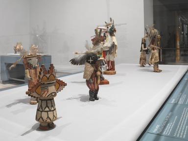 Life, Death, and Transformation in the Americas, Friday, January 18, 2013 through Sunday, November 10, 2019 (Image: DIG_E_2013_Life_Death_and_Transformation_047_PS4.jpg Brooklyn Museum photograph, 2013)
