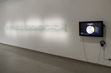 Crossing Brooklyn: Art from Bushwick, Bed-Stuy, and Beyond, October 3, 2014 through January 4, 2015 (Image: DIG_E_2014_Crossing_Brooklyn_08_PS8.jpg Brooklyn Museum photograph, 2014)