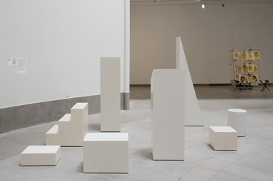 Crossing Brooklyn: Art from Bushwick, Bed-Stuy, and Beyond, October 3, 2014 through January 4, 2015 (Image: DIG_E_2014_Crossing_Brooklyn_13_PS8.jpg Brooklyn Museum photograph, 2014)